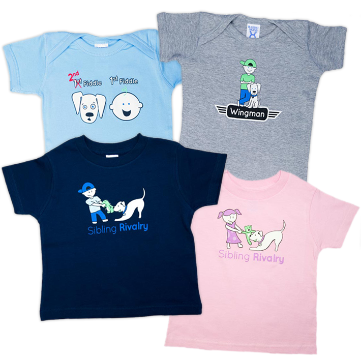 T-shirts and Onesies
