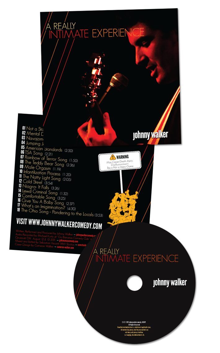 A Really Intimate Experience CD