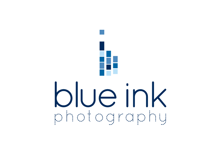 Blue Ink Photography Logo