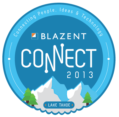 Blazent Connect Badge
