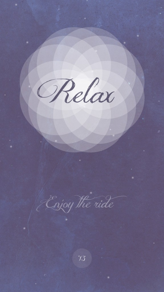 To Resolve 2013 - Relax