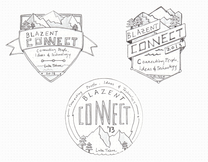 CONNECT Logo Concepts